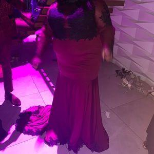 Custom Prom Dress